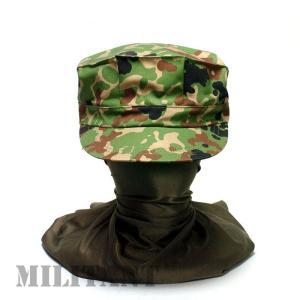 (ネコポス対応)陸自迷彩八角帽|militantonline