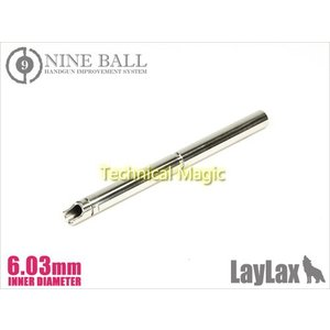 Laylax [HI-CAPA GOLD MATCH 対応] φ6.03 インナーバレル military-store