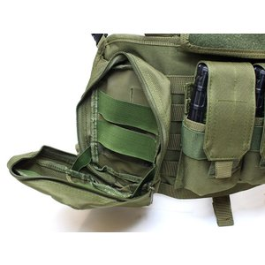 RECON MOLLE チェストリグ/BK militarybase 05