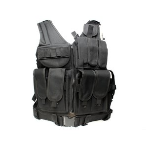 SWAT クールメッシュ タクティカルベスト/BK|militarybase