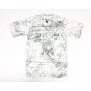 【セール】Kryptek クリプテック 正規品 HYPERION SS CREW ロゴ付 半袖 Tシャツ 19HYPSSLY5 イエティ YETI Lサイズ|militaryblood|02