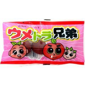よっちゃん食品工業 ウメトラ兄弟(20入り)