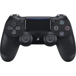 純正 PS4 ワイヤレスコントローラー(DUALSHOCK4) ジェット・ブラック