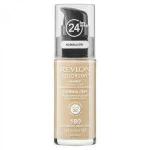 REVLON レブロン カラーステイ メイクアップ D180 ♯SAND BEIGE ・乾燥肌用 ・...