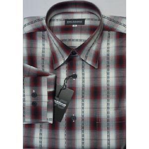 値下げ!72%オフ![サイズ M, L]  百貨店ブランド  BON GIOVANE  日本製 綿100%長袖シャツ  2色 |million-arrow