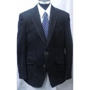 新着!秋冬物  デザイン スウェードジャケット  ブラック  [サイズ AB6のみ、A,BB体完売]                    million-arrow