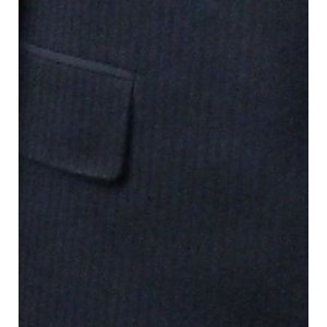 値下げ!春夏物[サイズ AB5,BB45   (AB467売切)(BB367売切)] アランドロン  ブラックシャドーストライプ |million-arrow|03
