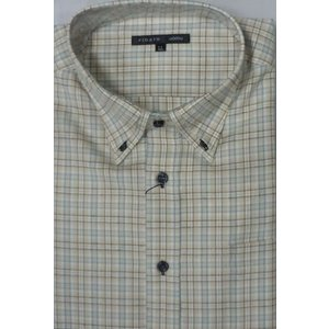 処分! FIDATO   温感カプサイシン加工 ボタンダウンシャツ  サイズ  LL呑み|million-arrow