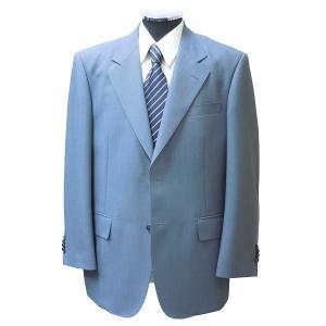 春夏物!78%オフ!驚きの卸値以下!ダイドーミリオンテックス AB5のみ シングルスーツ ブルーシャドーストライプ系  310264−8|million-arrow