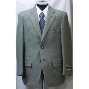 秋冬物  最高級生地アンゴラ100 シングルジャケット  サイズ BB26 AB6     A体完売  淡いグリーン系   8516|million-arrow