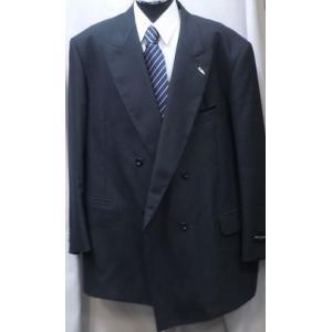 92%off!秋冬物めったにないこのサイズ[サイズ K6]ダブルスーツ チャコールグレー 日本製|million-arrow
