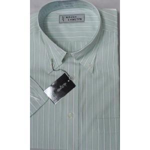 半袖ボタンダウンシャツ サイズ   M|million-arrow