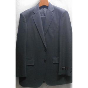 1点物! 尾州染織布  日本製シングルスーツ サイズ[BB6のみ]   グレーギンガムチェック系  |million-arrow
