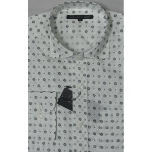 日本製! FIDATO   高級綿 ピマコットン使用  長袖シャツ  M のみ|million-arrow