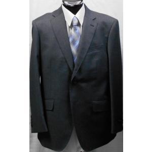 1点のみ!秋冬物  サイズ AB5 イタリー製生地 Tolleegno1900 使用  スーツ グレーストライプ|million-arrow