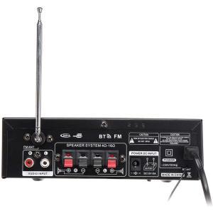 MIFO デジタルアンプ オーディオアンプ ハイパワーアンプ カラオケアンプ 高音質 重低音調整 最大出力600W(300W+300W) U million-got