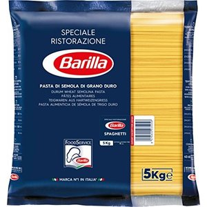 バリラ No.5 スパゲッティー 5kg 並行輸入品|million-got