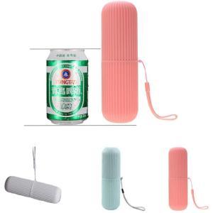携帯便利 スーツ 折り畳み式 多機能ハンガー(3個) 歯ブラシケース 歯ブラシ収納ボックス(1個)軽...