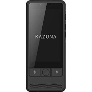 KAZUNA 翻訳機 KAZUNA eTalk5(ブラック)2年SIM同梱版TAKUMI JAPAN KAZUNA eTalk5 TKMT1|million-got