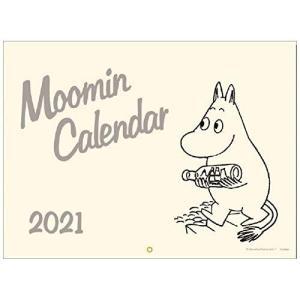 学研ステイフル 2021年 ムーミン カレンダー 壁掛け 大判 AM16002|million-got