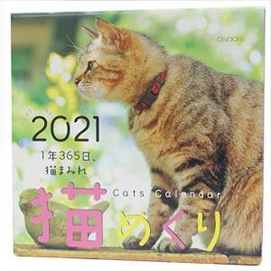 猫めくり 2021年 カレンダー 日めくり CK-C21-01|million-got