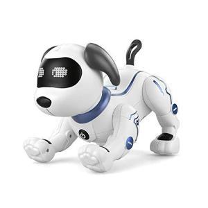 スタントドッグ (STUNT DOG) 犬型ロボット 国内正規品 簡易プログラミング ロボット犬 ペットロボット 電子ペット 日本語取扱説明|million-got