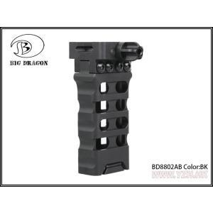 BIG DRAGON製 VTAC QD Ultralight バーティカルグリップ フォアグリップ アルミ製 ブラック 黒色|million