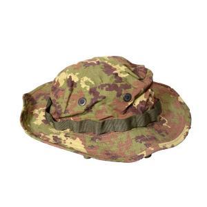 希少 イタリア陸軍現用 イタリアンウッドランド フレックパターン ブーニーハット ジャングルハット|million