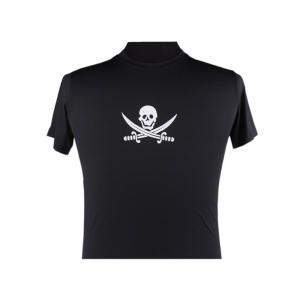 EMERSON製 NAVY SEALs クロスソードスカル 速乾 Tシャツ 黒 million