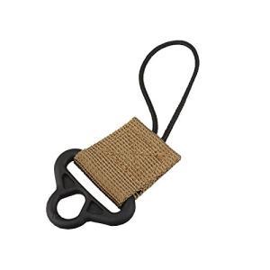 EMERSON製 MP7用 スリングアダプター スリングベース タンカラー 茶色|million