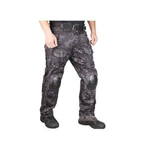 【ズボンのみ】EMERSON製 CRYEタイプ コンバット迷彩服 戦闘服 タイフォンタイプ迷彩柄|million