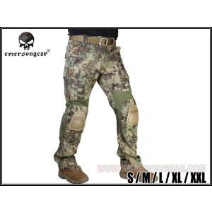 【ズボンのみ】 EMERSON製 CRYEタイプ G2 コンバット迷彩服 戦闘服 Mandrake マンドレイクタイプ迷彩|million
