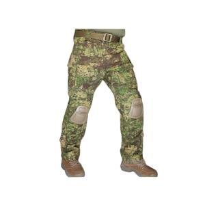 【ズボンのみ】 EMERSON製 CRYEタイプ コンバット迷彩服 戦闘服 GreenZone グリーンゾーンタイプ迷彩|million