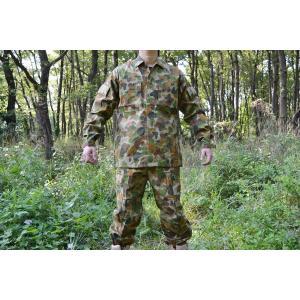 オーストラリア軍 DPCU迷彩柄 迷彩服 戦闘服 上下セット AUSCAMパターン|million