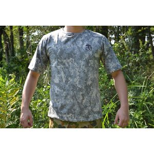 ACUカモ 迷彩柄 Tシャツ アメリカ軍採用 迷彩ACU million