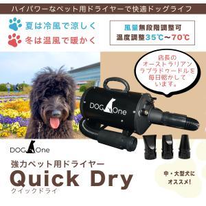 業務用 犬 ドライヤー クイックドライ 風量・温度連続調節 安心の日本規格 PSE適合商品 ペットド...