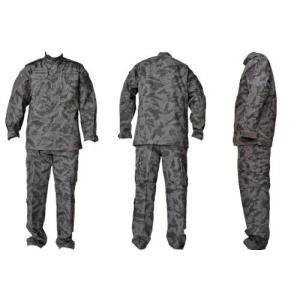夜間迷彩 グレータイガーストライプ 迷彩柄 BDU 迷彩服 パンツ&ジャケット 上下セット 戦闘服 million