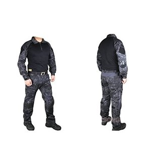 EMERSON製 CRYEタイプ コンバット迷彩服 上下セット 戦闘服 Typhon タイフォンタイプ迷彩|million