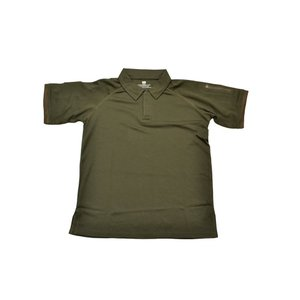 タクティカルシャツ 襟付 ポロシャツ Tシャツ 半袖 オリーブドラブ OD million