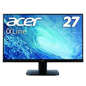 Acer モニター ディスプレイ AlphaLine 27インチ KA270HAbmidx フルHD...