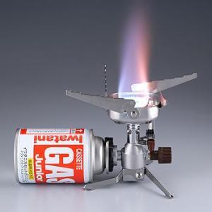 [A]イワタニ アウトドア専用カセットガスバーナー  ジュニアバーナー CB-JRB-3