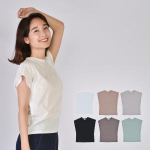 送料無料 シルケット天竺 クルーネック ワイド TEE  Tシャツ (メール便発送)|mimaca