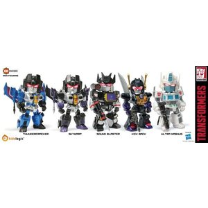 Transformers Kids Nations Series TF02 (2014 Toy Soul Exclusive) キッズロジック トランスフォーマー シリーズ2 mimiry-mary
