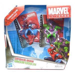 スパイダーマン&ゴブリン 2体セット×2パック mimiry-mary