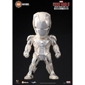 【理由あり・写真あり】アイアンマン マーク42 純銀コーティングエディション 限定1000体|mimiry-mary