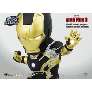 夜間戦闘版アイアンマン Iron Man Mark XLII Secret Project (Night Combat Edition)EA-005SP mimiry-mary