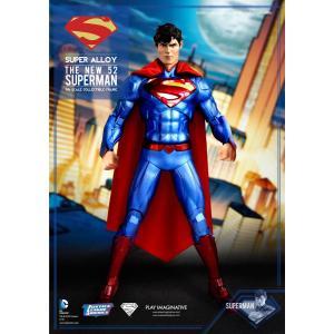スーパーマン 1/6コレクティブルフィギュア ザ・ニュー52(THE NEW52 SUPERMAN )|mimiry-mary