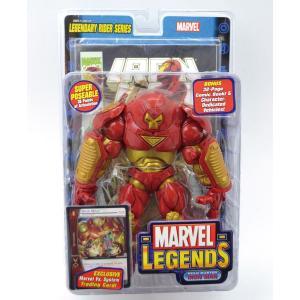 A)マーベルレジェンド シリーズ11 ハルクバスター限定版 Marvel Legends Hulkbuster mimiry-mary