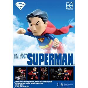 スーパーマン ハイブリッド・メタル・フィギュレーション #007 DCコミックス|mimiry-mary