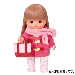 メルちゃん きせかえセット ピンクのダッフルコート|mimiy
